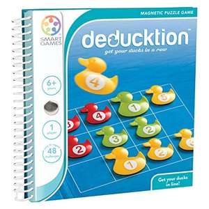 [Prime] smart games Reisespiel Deducktion für 8,22€ bei amazon