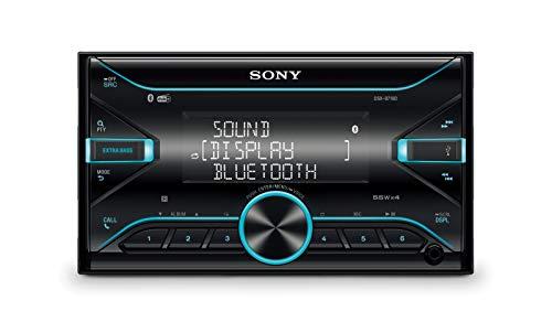 [Amazon] Sony DSX-B710KIT Autoradio DAB+ Tuner, inkl. DAB-Antenne, Dual Bluetooth und USB/AUX-Eingang, Doppel-DIN