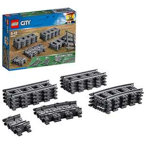 LEGO 60205 City Schienen Amazon [mit Prime]
