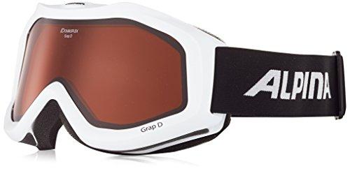 Alpina Grap D Skibrille für 12,01€ (Amazon Prime)