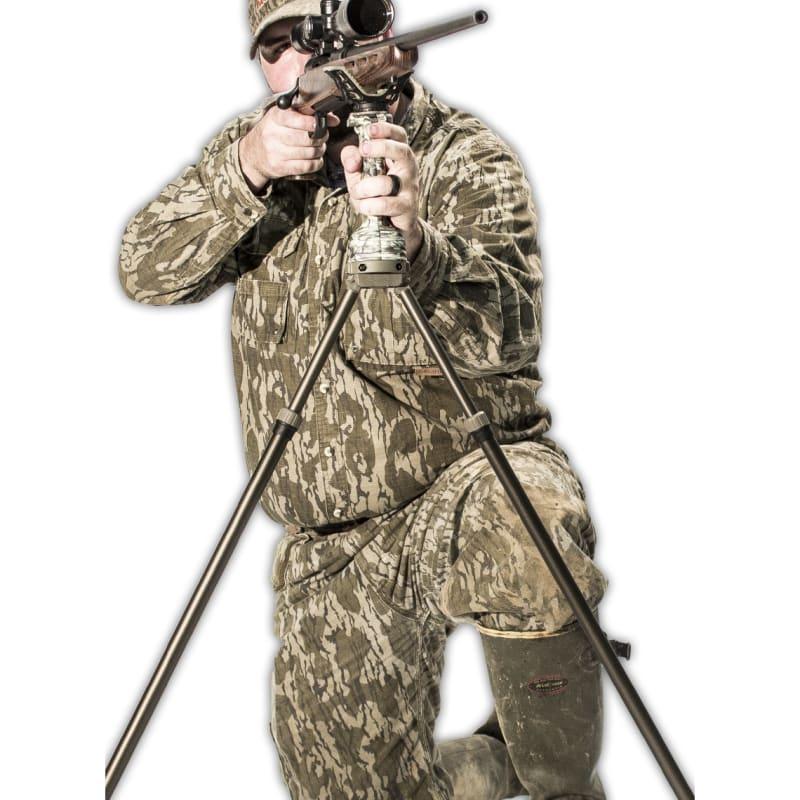 Primos Trigger Stick Gen3 Tall Bipod Shooting Stick - mit Einhand Trigger Einstellung