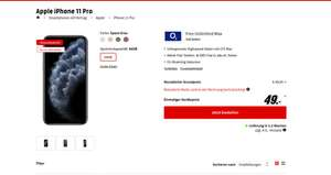 Iphone 11 Pro   O2 Free Unlimited Max   49,99 mtl.