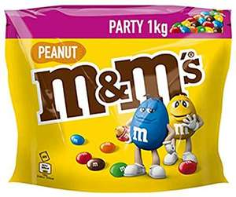 [Amazon] M&M's Peanut und Choco 1kg für 7,45€ mit Prime und Sparabo