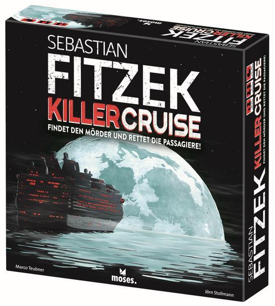 Bol.de: Gesellschaftsspiel Sebastian Fitzek Killercruise (Nachfolger von SafeHouse)