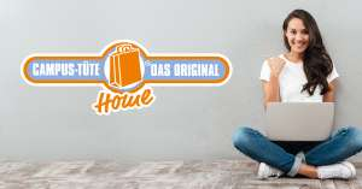 CAMPUS-Tüte Home Corona-Spezial Limited Edition