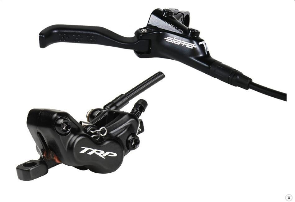 TRP Slate T4 Hinterradbremse 1800mm rechts Mountainbike