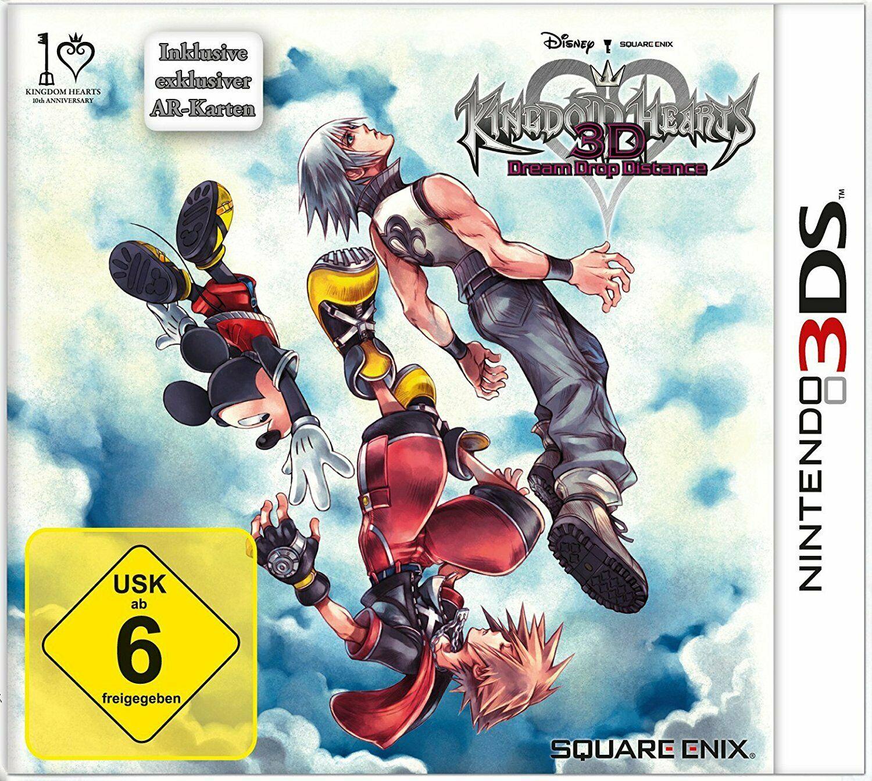 Kingdom Hearts 3D - Dream Drop Distance (3DS) (ebay sksshop)