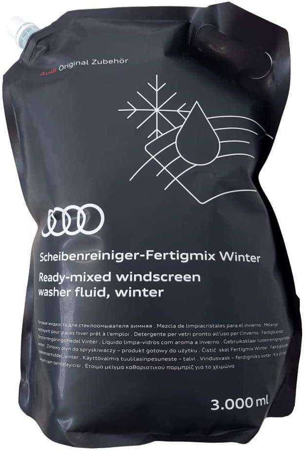 Lokal - [Berlin Lichtenberg] Gratis Scheibenreiniger-Fertigmix Winter 3 Liter von Audi