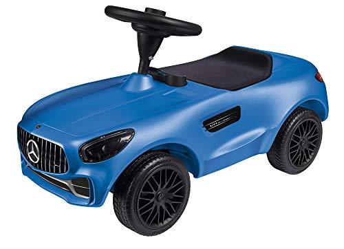[Amazon oder mytoys] BIG - Mercedes AMG GT - Designt von den Mercedes Design Studios, breite Flüsterreifen, griffiges Lenkrad, Rutscher Auto