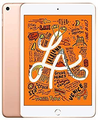 Apple iPad mini (Wi-Fi, 256GB) - Gold [Amazon & Real]