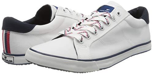 TOM TAILOR Herren 805100530 Sneaker Gr 40 bis 45 (Prime)