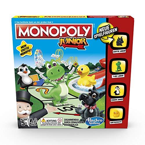 Hasbro Monopoly - Junior (Prime) oder Lidl (offline)