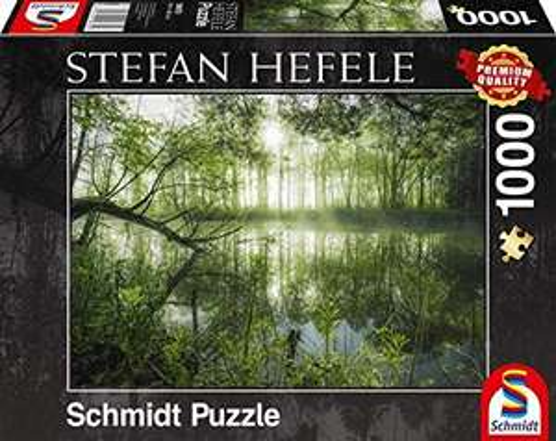 [Amazon Prime] Schmidt Spiele 59670 Stefan Hefele, Heimatdschungel, 1000 Teile Puzzle