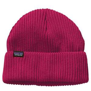 "(Ridersheaven) Patagonia Mütze ""Fisherman's Rolled Beanie"" Pink"
