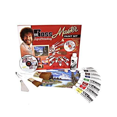 Bob Ross Master Paint Set R6510