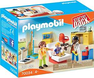 [Amazon Prime] PLAYMOBIL 70034 Starter Pack Beim Kinderarzt