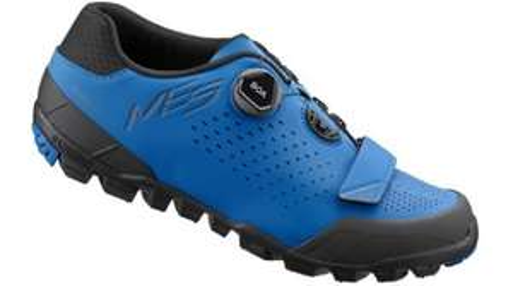 [Hibike] MTB-Schuhe Shimano SH-ME501 blau für 73,79€ || SH-ME301 grau/rot für 53,79€