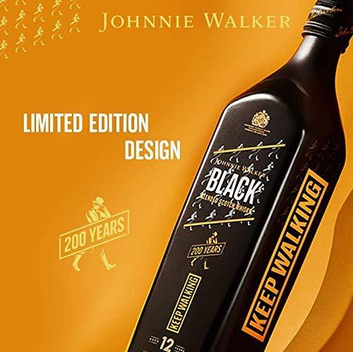 [Amazon Prime] Johnnie Walker Black Label 200th Anniversary 40% 0,7l, limitierte Auflage