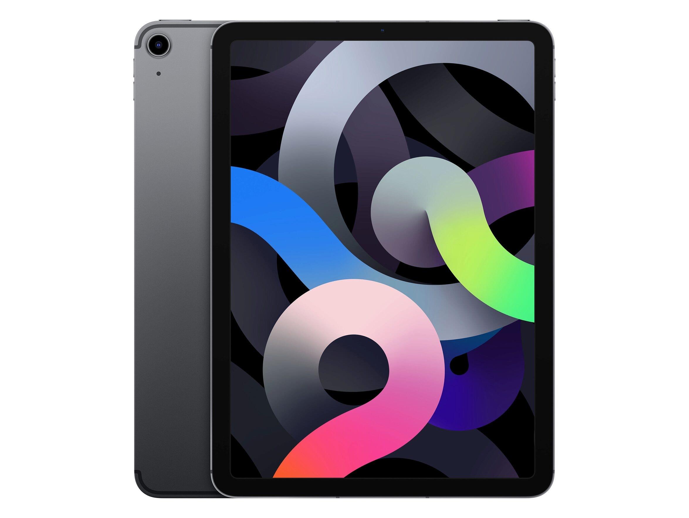 iPad Air 2020 Space Grau
