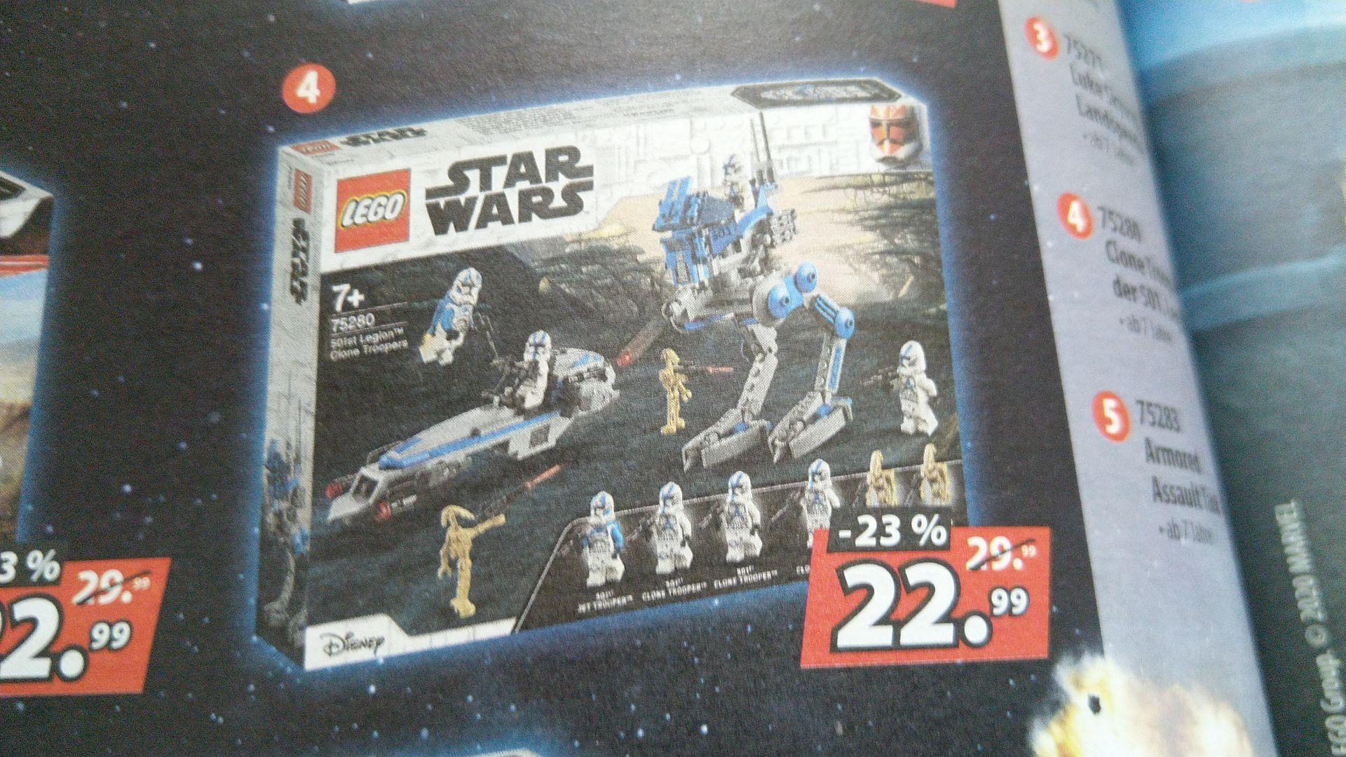 LEGO Star Wars 75280 Clone Troopers der 501. Legion [Spielemax Filiale]