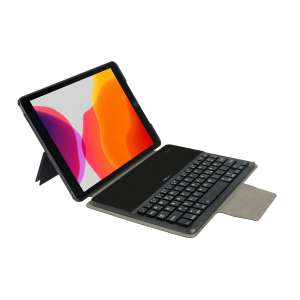 GeckoCovers Keyboard Cover (QWERTZ) für Apple iPad 10,2 (2019) [NBB]