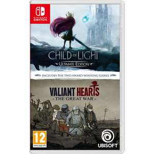 Child of Light: Ultimate Edition + Valiant Hearts: The Great War (Switch) [Shop4de]
