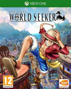 One Piece World Seeker (Xbox One) [Amazon.co.uk]
