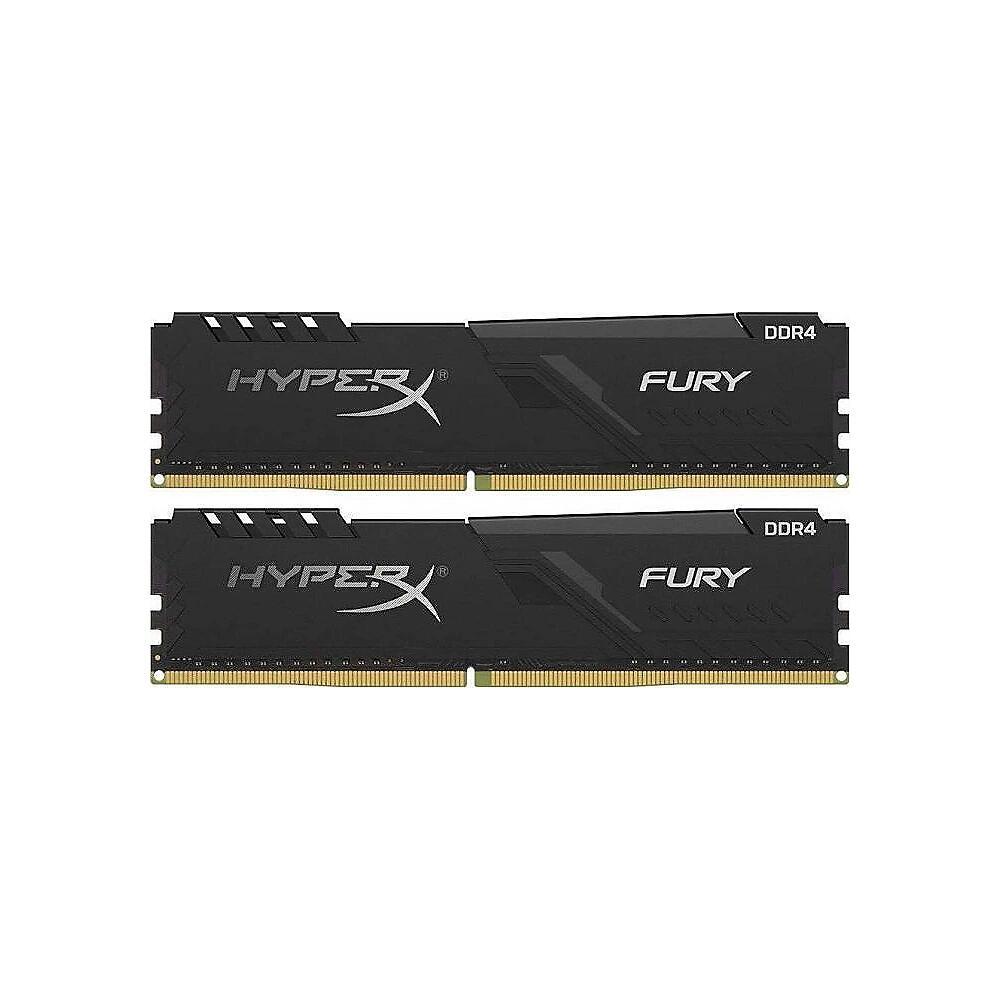 - 5 Euro Mit Newsletter; 32GB (2x16GB) HyperX Fury DDR4-3200 CL16 RAM Gaming Arbeitsspeicher