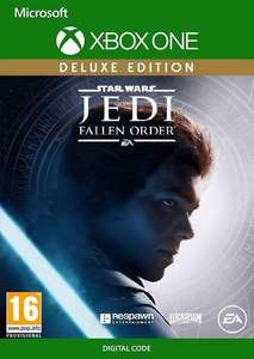 Star Wars Jedi: Fallen Order - Deluxe Edition (Xbox One Key, multilingual, Metacritic 81/8.2)