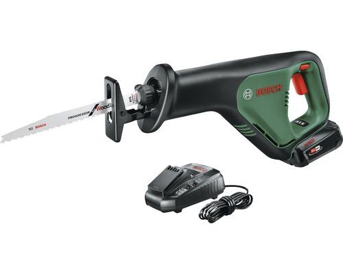 [Offline/ Bauhaus TPG] Bosch AdvancedRecip 18 Säbelsäge mit Akku und Ladegerät