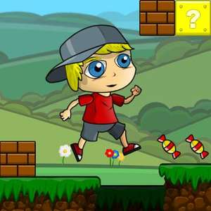 [Google Playstore] Dean The Kid: Action Platformer