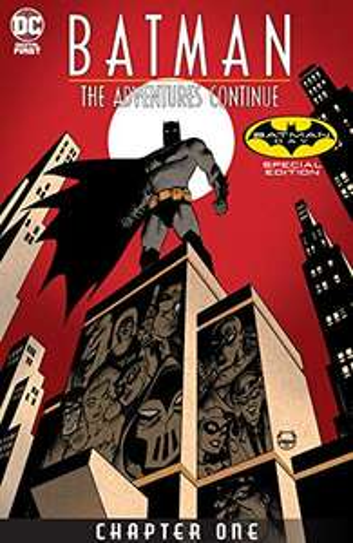 3x Gratis DC Batman Comics : The Adventures Continue 2020 (Amazon Kindle)
