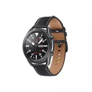 SAMSUNG Watch 3 R840 45 mm Edelstahlgehäuse Mystic Schwarz