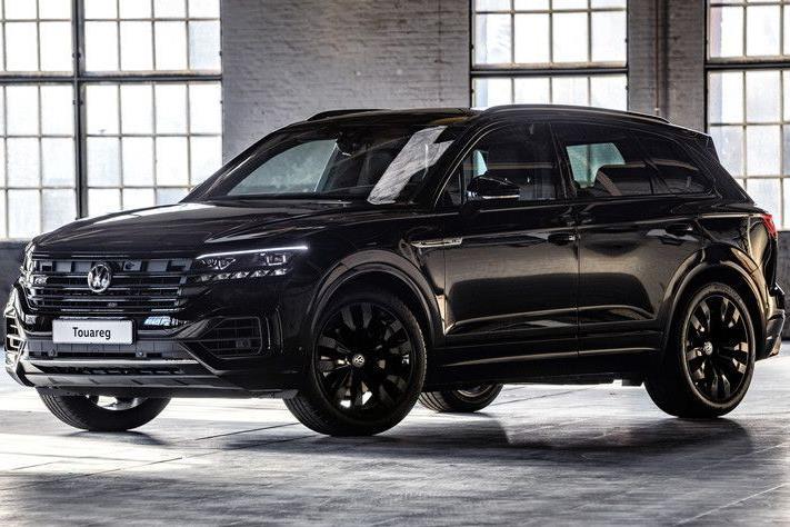 Privatleasing: VW Touareg R-Line Black Style 3.0 / 231 PS (konfigurierbar) für 417€ im Monat (eff. 460€) - LF:0,54