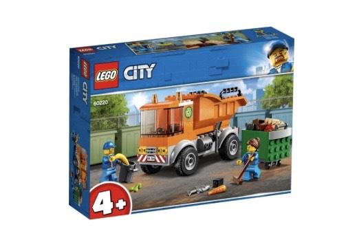 LEGO City - Müllabfuhr (60220)