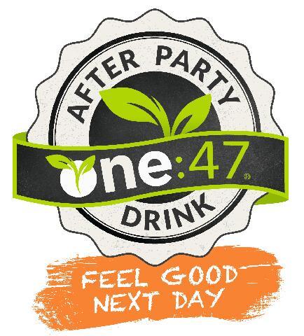 5 EUR Rabatt auf one47 (After Party Drink) [ohne MBW]