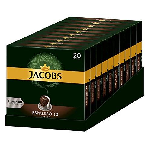 Nespresso Jacobs versch Sorten