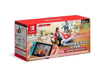 Mario Kart Live: Home Circuit Nintendo Switch Mario o. Luigi für je 91,80€ inkl. Versandkosten