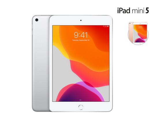 Apple iPad mini 5 mit 64 GB (WiFi) in Silber & Gold