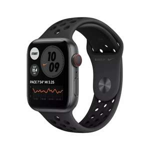 [Ebay - Mediamarkt] Apple Watch Series 6 Nike 44mm grau GPS + Cellular / LTE