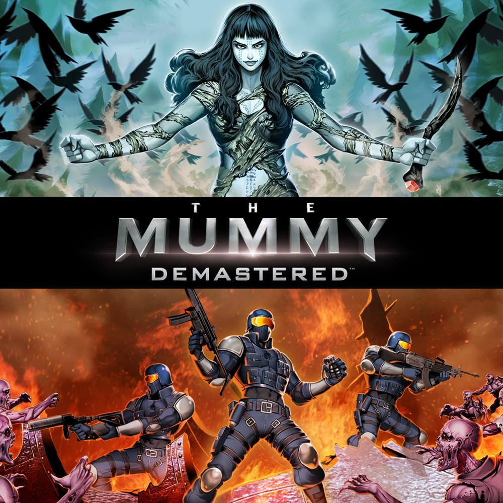 The Mummy Demastered (Nintendo Switch) 9.99€ @ Nintendo eShop