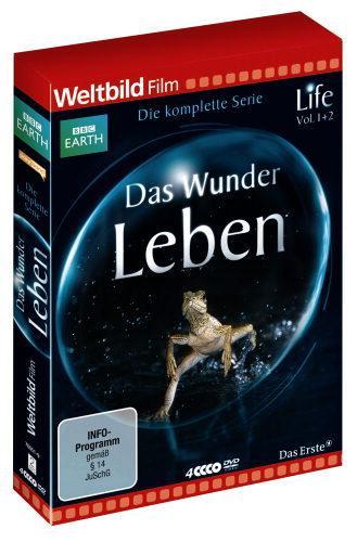 Life – Das Wunder Leben – Die komplette Serie (Weltbild-Edition – 4 DVDs) für 12,99€ inkl. Versand @ Weltbild