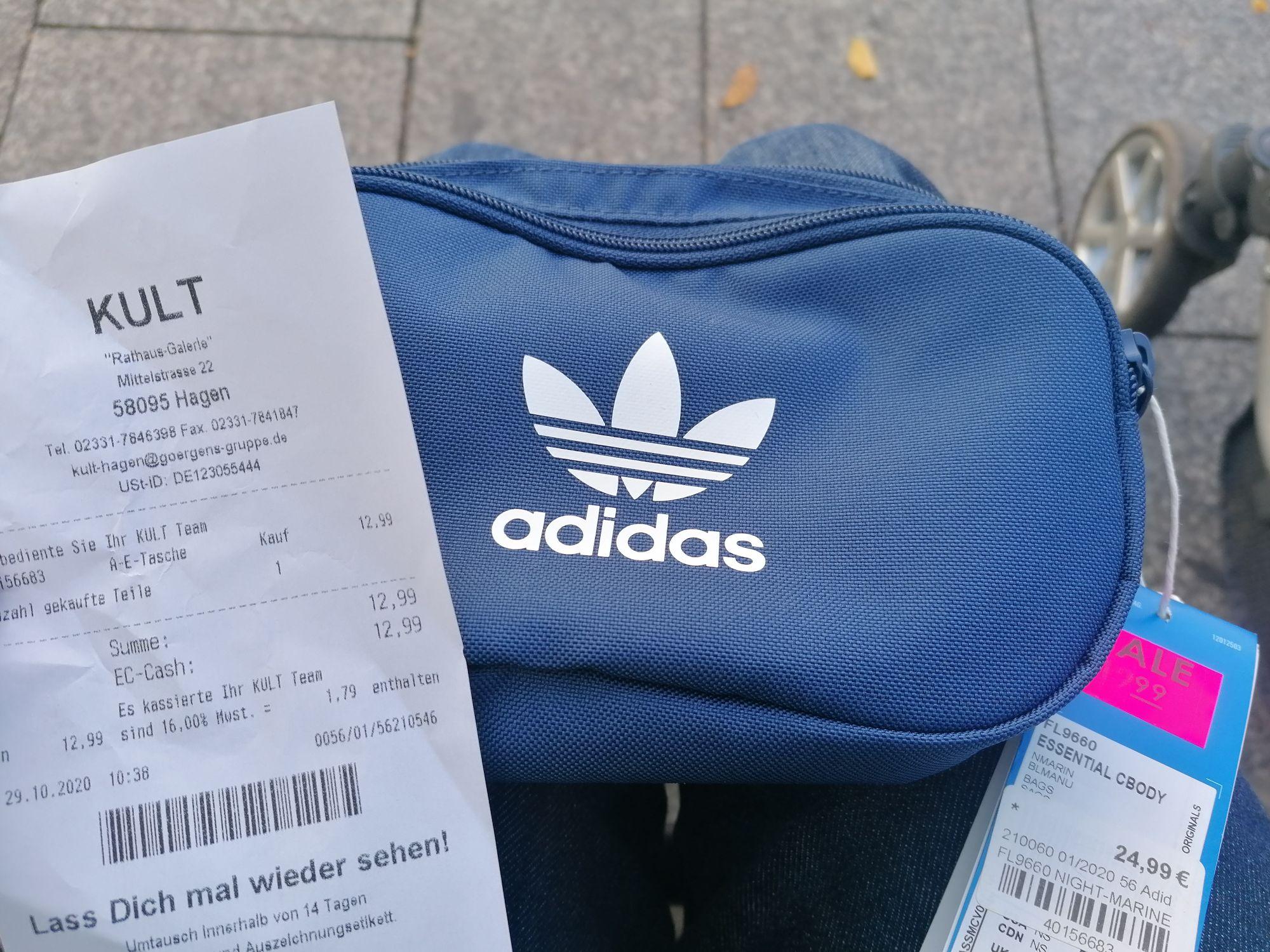 [Lokal]Adidas Originals Bauchtasche in Hagen