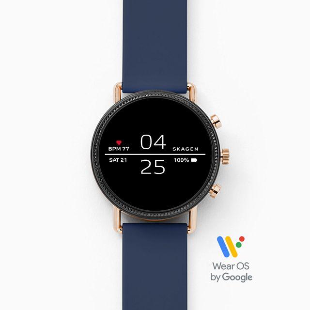 Skagen Smartwatch Falster 2 Milanaise oder Silikon für 79€