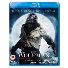 (UK) The Wolfman: Extended Cut (2010) (Blu-ray) für 4,69€ @ play (marketplace)