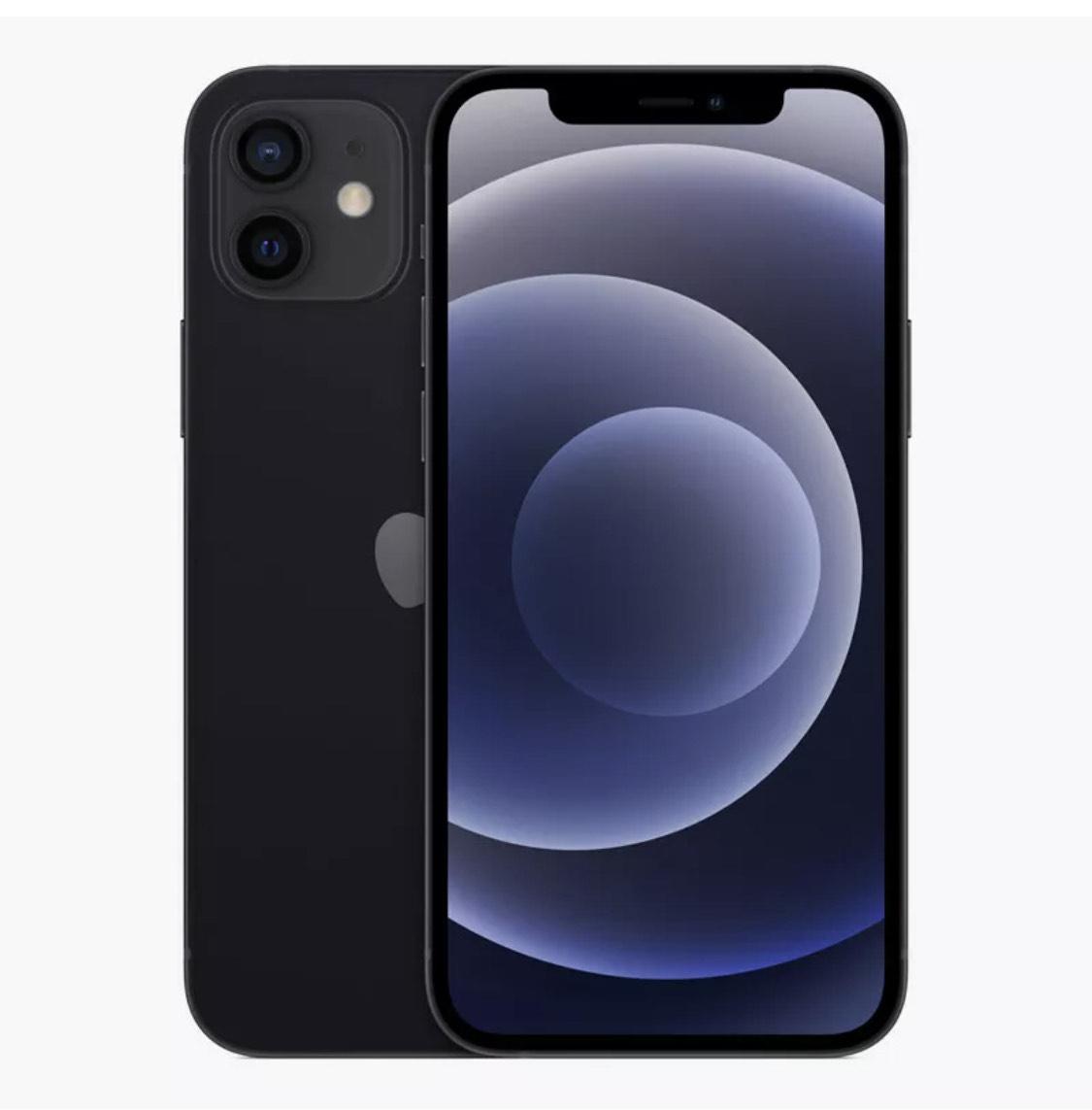 iPhone 12 128GB schwarz Ebay [Bestpreis]