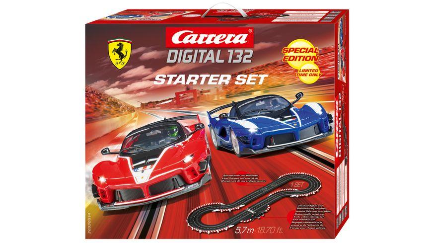 Carrera DIGITAL 132 - Starter Set 2020 Filial Abholung