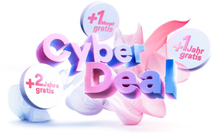 [NordVPN] Cyber-Deal - Bis zu 2 Jahre zusätzlich geschenkt beim Kauf des 2-Jahres-Paketes