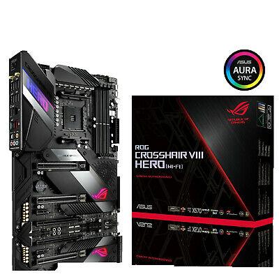 [MM @ ebay] ASUS ROG Crosshair VIII Hero X570 Mainboard [40€ Cashback möglich]