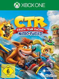 Crash Team Racing Nitro-Fueled [XBOX One + PS4] - mit Otto Lieferflat